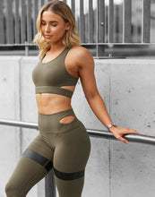 Two Piece Seamless Gym Set*