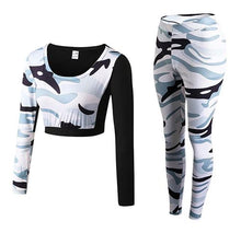 Two Piece Compresses Yoga Set*