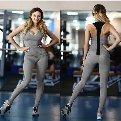 Two Piece Women's Workout Set*