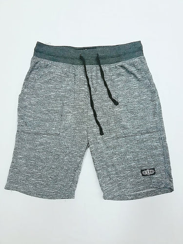 BKC CO. Grey  Cotton Shorts-M
