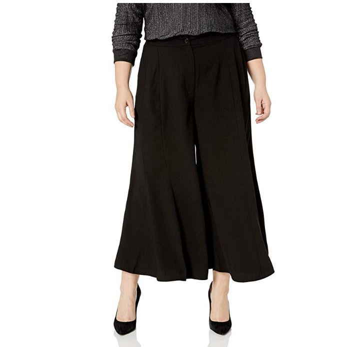 City Chic Midi Cropped Pants-16