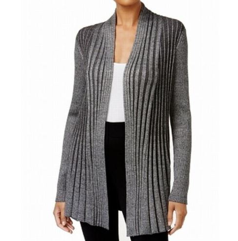 NY Collection Grey Cardigan XL