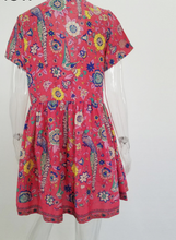 Floral Boho Mini Summer dress