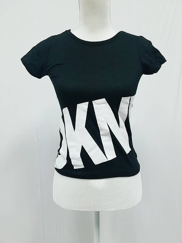 DKNY Black Crop Top Small(7)-NEW