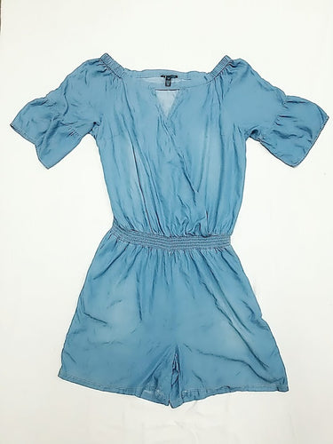 INC. Light Blue Jumpsuit SZ 18