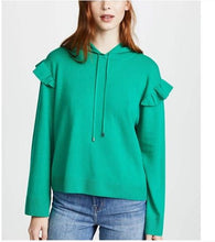 Joie Women's Green Pammeli Sweater SZ M