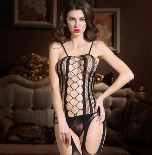 Hollow Out Tight Fishnet Sexy lingerie*