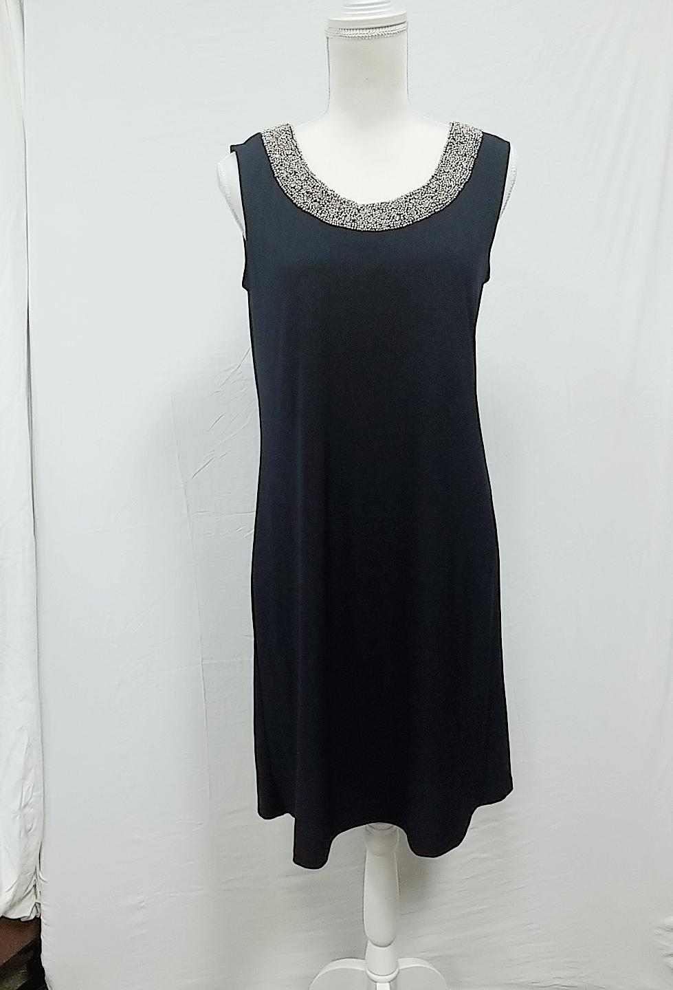 R&M Richards Women's Navy Dress SZ 6-NEW