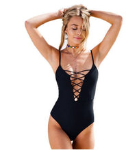 Sexy One Piece Women's Swimsuit*