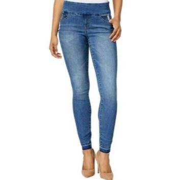 Jag Jeans Skinny Distressed High Rise-2P