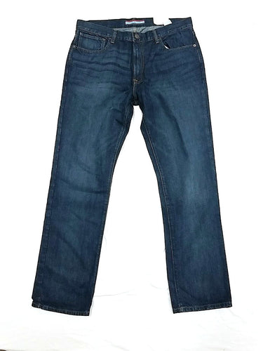 Tommy Hilfiger Men's Blue Jeans 36X32-NWT