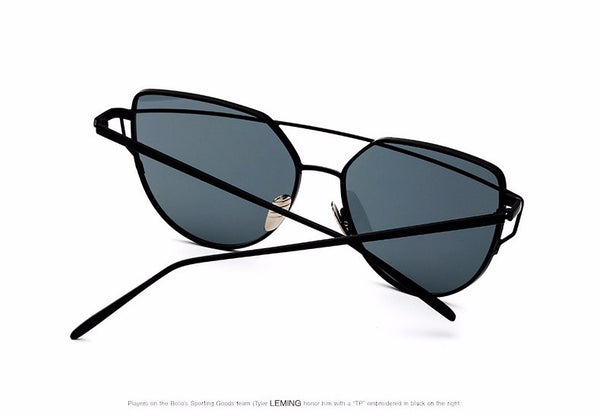 "FREE Cat Eye Sunglasses ""BRAZIL""  in 7 variants"