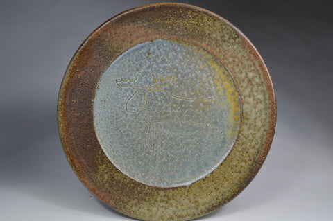 Moose plate / Home