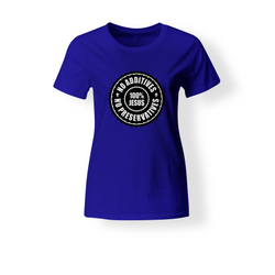 No Additives: Women's Cotton Jersey T-Shirt