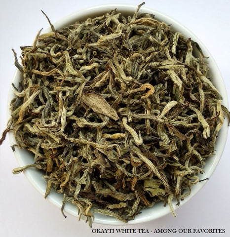 OKAYTI WHITE TEA
