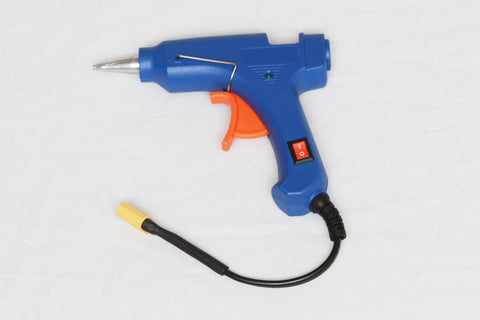 HOT MELT GLUE GUN WITH XT60 PLUG 30W 3-4S-Drone Drop-Drone Drop