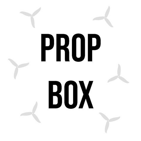 Prop Box-Drone Drop-Drone Drop