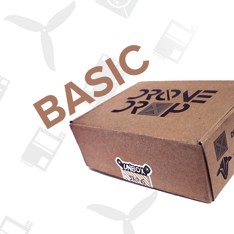 Basic Box-Drone Drop-Drone Drop
