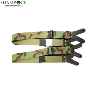 Heavy Hitter Suspenders by Shamrock