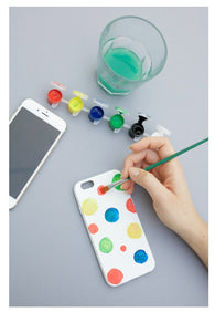Paint Your Own iPhone Case