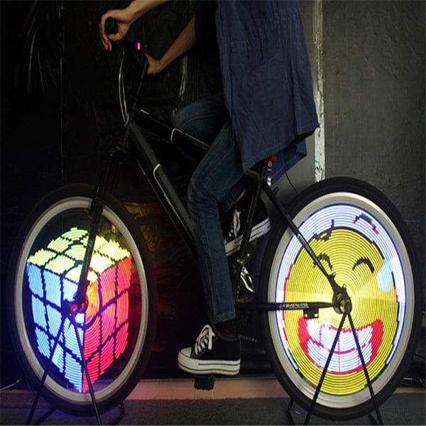 Waterproof Bicycle Wheel LED Light.