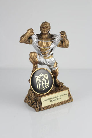 Beast Mode Trophy (Custom Engraving) - GottaHaveNow.com