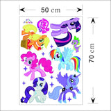 My Little Pony Removable Wall Decals - GottaHaveNow.com