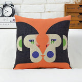 Abstract Animal Pillow Cover - GottaHaveNow.com