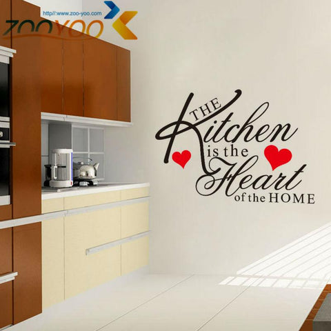Kitchen Removable Wall Decal - GottaHaveNow.com