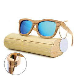 Polarized Bamboo Wood Sunglasses - GottaHaveNow.com