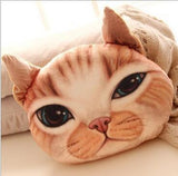 Big Eyed Cat Decorative Pillows - GottaHaveNow.com