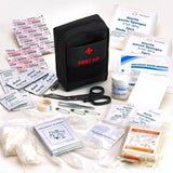 Travel Size First Aid Emergency Kit - 90 Pieces - GottaHaveNow.com