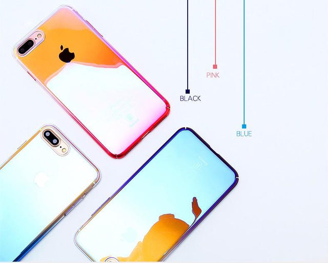 Clear Gradient iPhone 7 & 7plus Case - GottaHaveNow.com