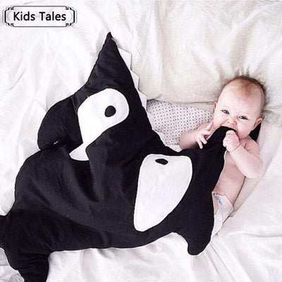 Shark Blanket for Babies