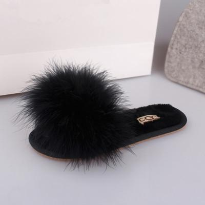 ba53e6f674fd Feather Slippers – Gotta Have Now