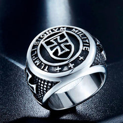 Knights Templars Ring (Classic Version 1119) - GottaHaveNow.com