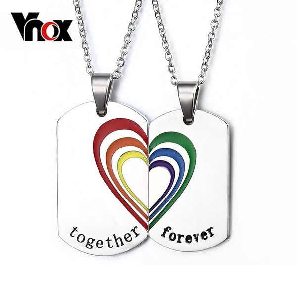 Together Forever Matching Necklace - GottaHaveNow.com