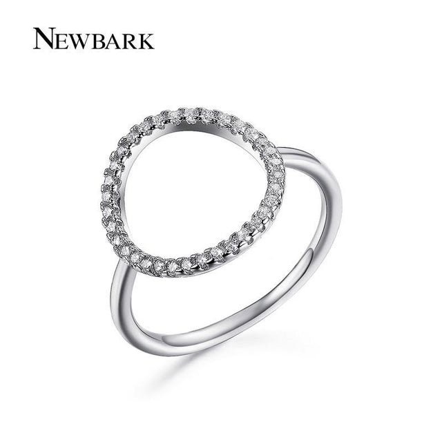 Endless Love Cubic Zirconia Ring - GottaHaveNow.com