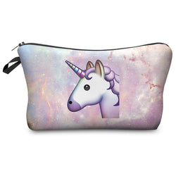 Unicorns Cosmetics Bag - 10 Styles! - GottaHaveNow.com