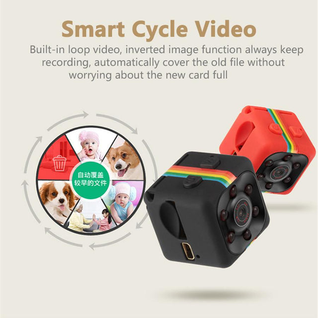 Micro Stealth HD Camera - GottaHaveNow.com