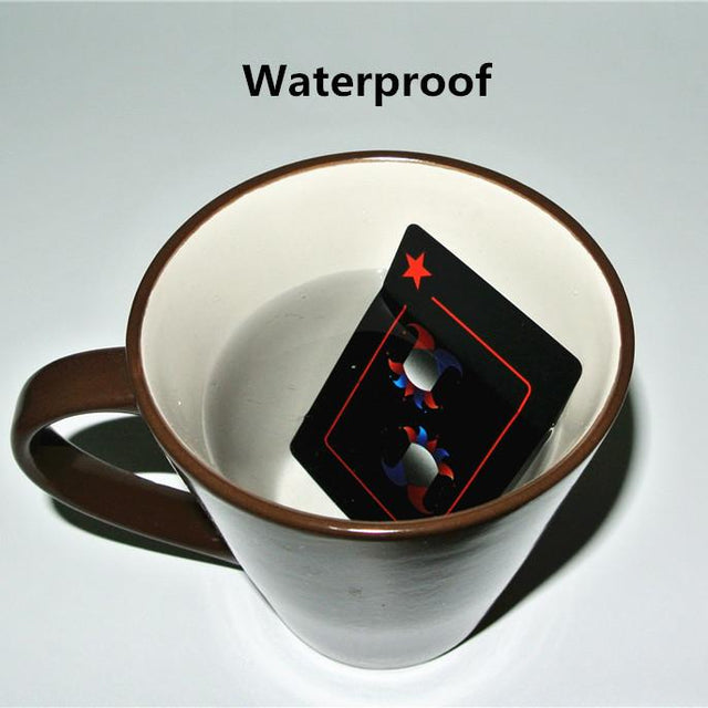 Waterproof Playing Cards - with Aluminum Box - GottaHaveNow.com