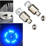 2PCS Spoke LED Wheel Valve Stem Cap (FREE + S&H) - GottaHaveNow.com