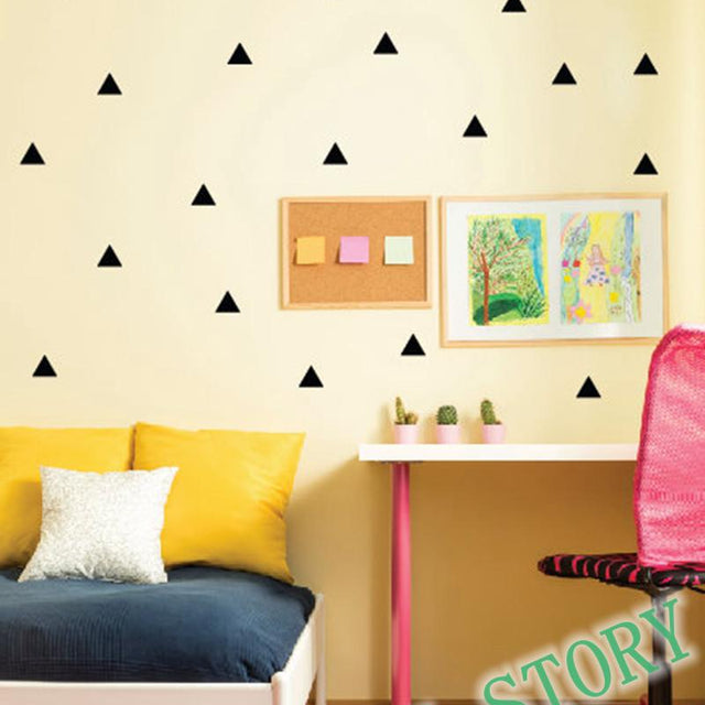 Triangle Wall Removable Decals - GottaHaveNow.com
