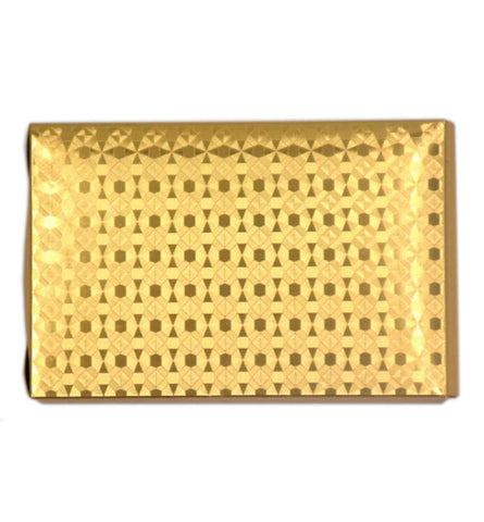 Authentic Gold or Silver Foil Playing Cards - GottaHaveNow.com