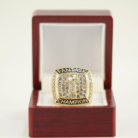 2017 Gold Fantasy Champion Ring - GottaHaveNow.com
