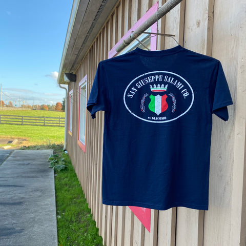 Youth San Giuseppe Salami Co. Shirt