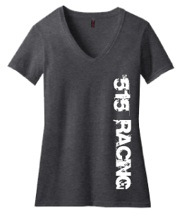 WOMEN'S 515 TEE WITH SIDE LOGO
