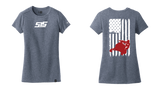 WOMEN'S 515 RACING W/ FLAG TEE