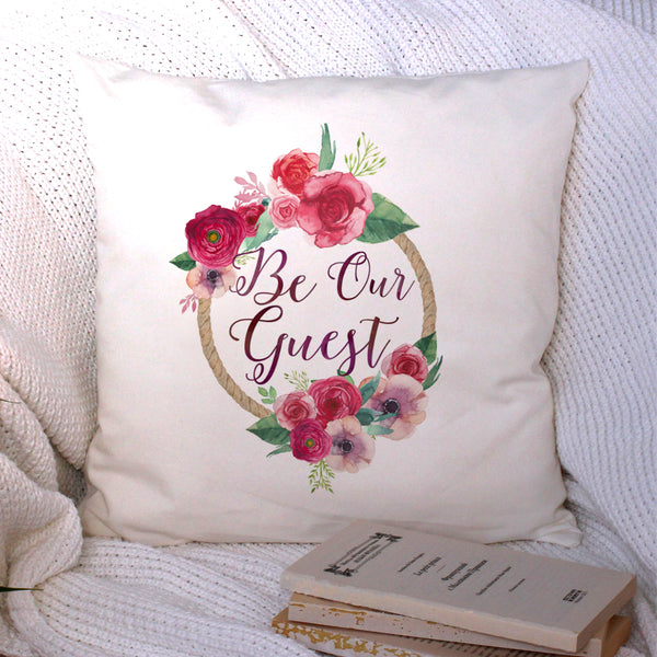 Guest Room Cushion Cover