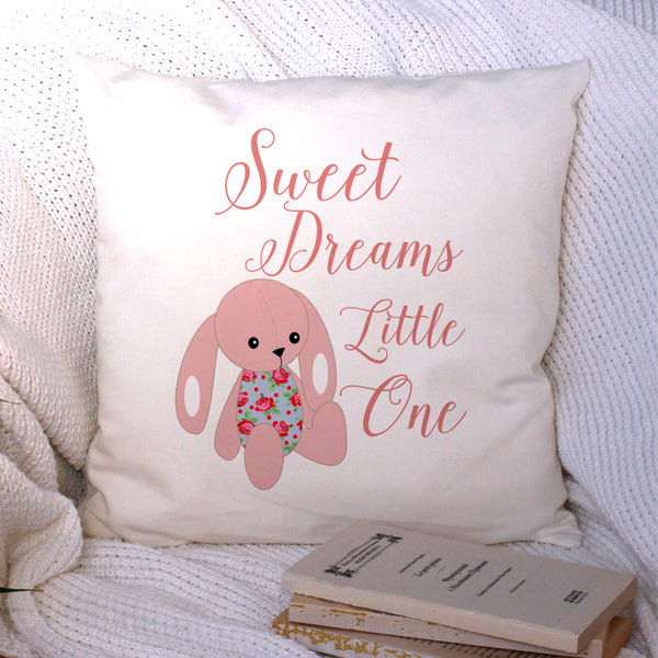 sweet dreams nursery cusion cover